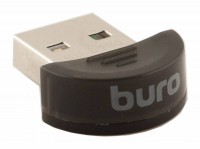 Адаптер Bluetooth Buro BU-BT30,USB →Bluetooth 3.0+edr,блистер(341947)
