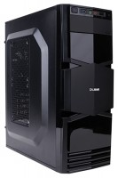 Корпус Zalman ZM-T3 без БП, Mini-Tower/mATX, черный(ая)