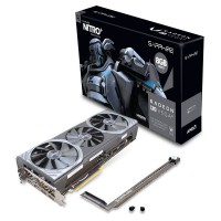 Видеокарта Sapphire  AMD Radeon RX Vega 64 1373МГц(1580МГц Boost) PCI-E 3.0 8Гб 1900МГц 2048 бит 2*Display Port, 2*HDMI 2.0 11275-03-40G