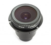 Насадка для объектива Lensbaby Fisheye Optic 12мм f/4, черный, rtl(коробка)