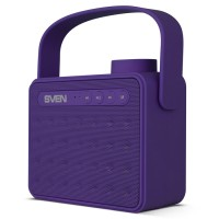Колонка Bluetooth Sven PS-72 2.0 6Вт(2*3Вт),фиолетовый,rtl