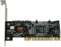 Контроллер AgeStar  AS-PS4-R3114 PCI → SATA x4 коробочная RTL 25835