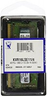 Модуль памяти 4Гб Kingston  KVR16LSE11/4 DDR3L ECC SODIMM 1600 МГц 12800 Мб/с