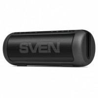 Колонка Bluetooth Sven  PS-250BL 2.0 10Вт(2*5Вт),USB,microSD,FM,AUX,черная,rtl