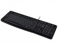 Клавиатура Logitech For Business K120 (920-002522) черный USB